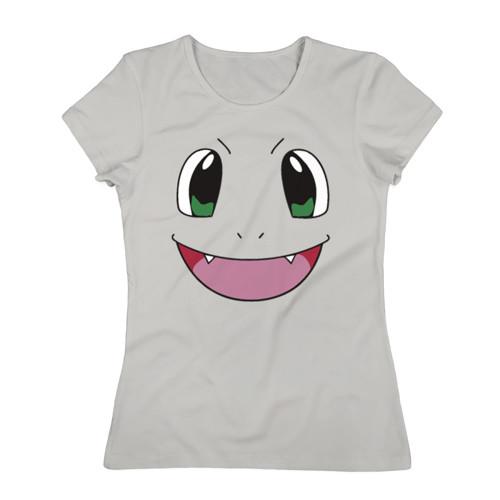 Женская футболка «Char»