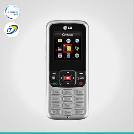Телефон LG 100 CDMA, фото 2