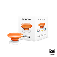 Кнопка управления Z-Wave FIBARO The Button orange (оранжевая) -  FIBEFGPB-101-8