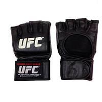 Перчатки для ММА UFC Ultimate 2 черные 8 Oz