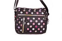 Женская сумка в горошек 301539