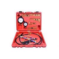 Тестер давления топлива с наборов переходников и коннекторов (для бензиновых моторов)