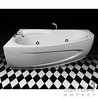 Гидромассажные ванны Rialto Левосторонняя аэромассажная ванна Rialto Como Aero 170x100
