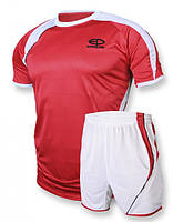 Футбольная форма Europaw 003 красно-белая [S], фото 1