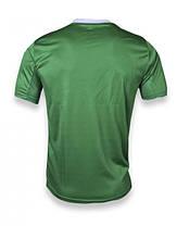 Футбольная форма Europaw 004 зелено-черная XS, фото 3