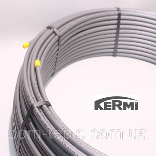 Труба для теплого пола металопластиковая KERMI MKV XNET 20 Х 2.0