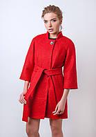 Женское пальто из качественной шерсти