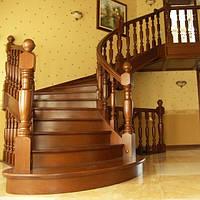 Лестница деревянная №3