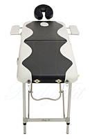 Стол массажный алюминиевый 2-х сегментный Body Fit