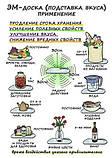 Ем Дошка Підставка Смаку покращує смакові якості і збільшує термін зберігання продуктів Ем Центр Арго, фото 3