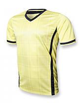 Футбольная форма Europaw club желто-черная L, фото 2