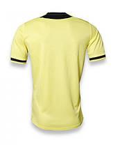 Футбольная форма Europaw club желто-черная L, фото 3