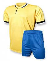 Футбольная форма Europaw club желто-синяя [XL], фото 1