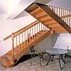 Лестница деревянная №4