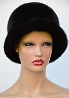 """Женская шапка норковая """"Шляпа-чарли"""", фото 1"""