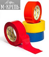 Скотч упаковочный красный 45мм*100м