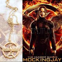Подвеска Сойка Пересмешница 3 Hunger Games