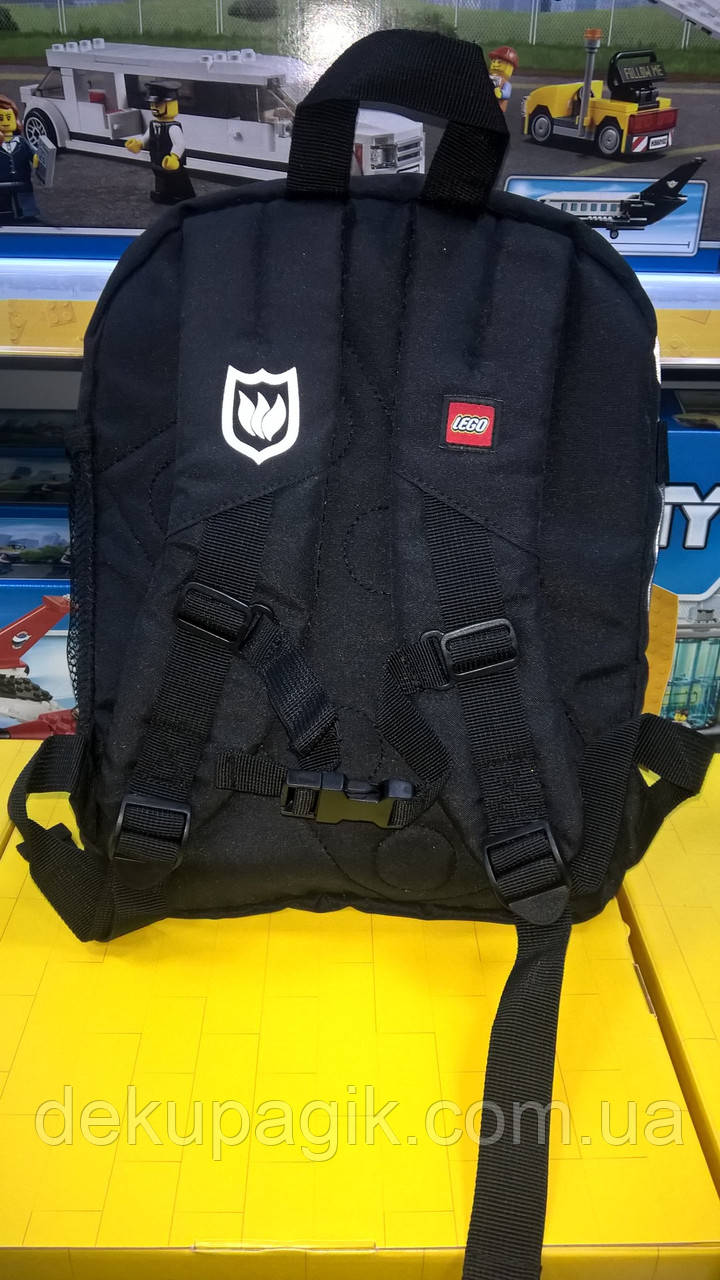 Рюкзак дошкольный лего сити подобрать спортивный рюкзак