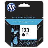 Картридж струйный HP для Deskjet 2130 HP 123 Black  (F6V17AE)