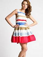 Летние платья в разных цветах и оттенках
