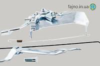 Механизм дроссельной заслонки двигателя 177F (9 л.с.)