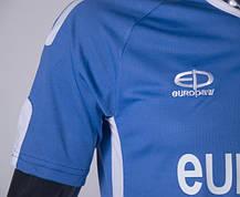 Футбольная форма Europaw 009 сине-белая , фото 2