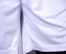 Футбольная форма Europaw 009 бело-синяя L, XL, фото 3