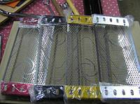 Накладки на радиатор на Honda CB-400