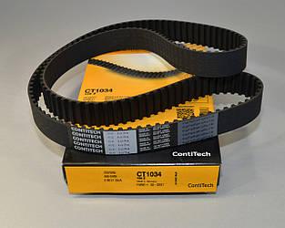 Ремінь ГРМ на Renault Master II 1998->2010 2.8 dTi (154 зуба) — Contitech (Німеччина) - CT1034