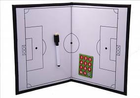 Планшет тактический футбол 1