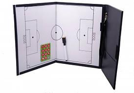 Планшет тактический футбол 3