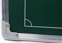 Доска тактическая настенная футбол 60х90, фото 2