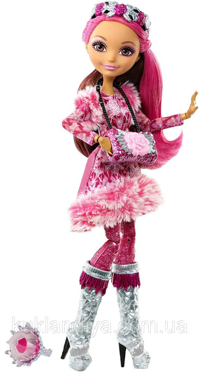 Кукла Ever After High Браер Бьюти Эпическая Зима Epic Winter Briar Beauty