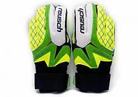 Перчатки Вратарские Reusch replica зелено-салатовые [9], фото 1