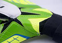 Перчатки Вратарские Reusch Replica зелено-салатовые [5][6][7], фото 3