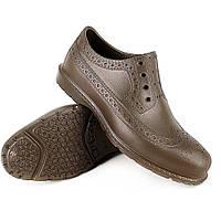 Туфли мужские коричневые - 116652