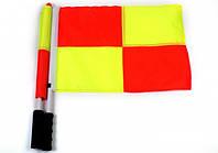 Флаги судейские квадрат (комплект), фото 1