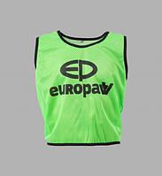 Манишка Europaw logo 3\4 зеленая [M] L