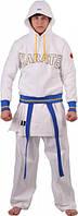 Кофта трикотажная Europaw Karate белая [XS]
