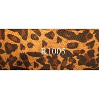 Резинка для пояса леопард 50 мм (50 м)