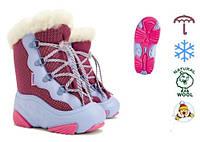 детские зимние сапоги Demar Snow mar a