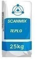 Клей для укладки кафеля на каминные печи SCANMIX 118 TEPLO  20кг (0692)