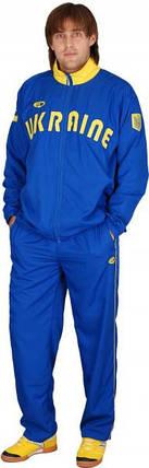 Костюм Europaw Украина полиестер мужской синий, фото 2