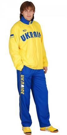Костюм Europaw Украина полиестер мужской желтый, фото 2