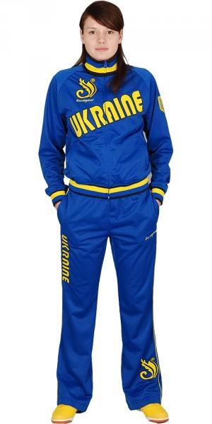 Костюм Europaw Украина эластан женский синий