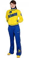 Костюм Europaw Украина эластан женский желтый [XL]