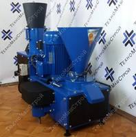 Гранулятор кормовых гранул ГКМ-150 + зернодробилка (без двигателя) 100 кг/час, 250 кг/час