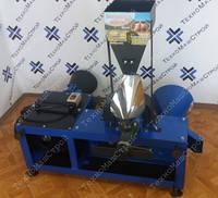 Гранулятор кормовых гранул ГКМ-150 + сенорезка + экструдер (без двигателя) 100/50/30 кг/час