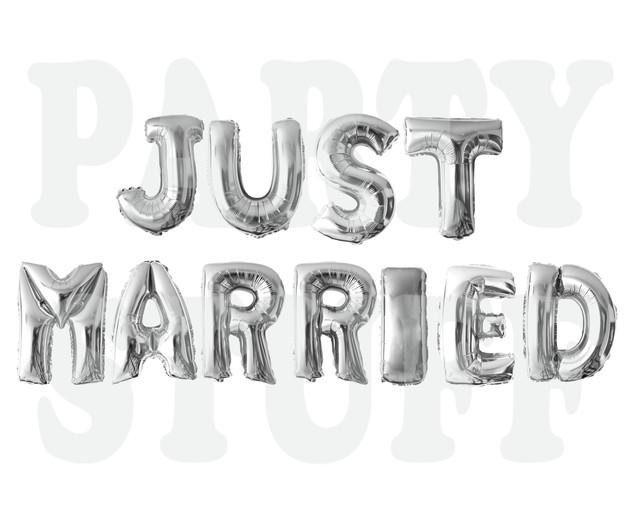 фольгированные буквы на свадьбу