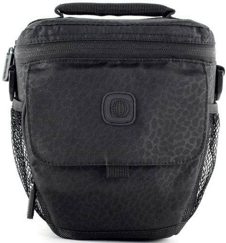 Практичная сумка для фото и видео камер полиэстер Continent FF-05 Black черный